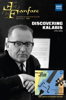 Viktor Kalabis, Czech Master