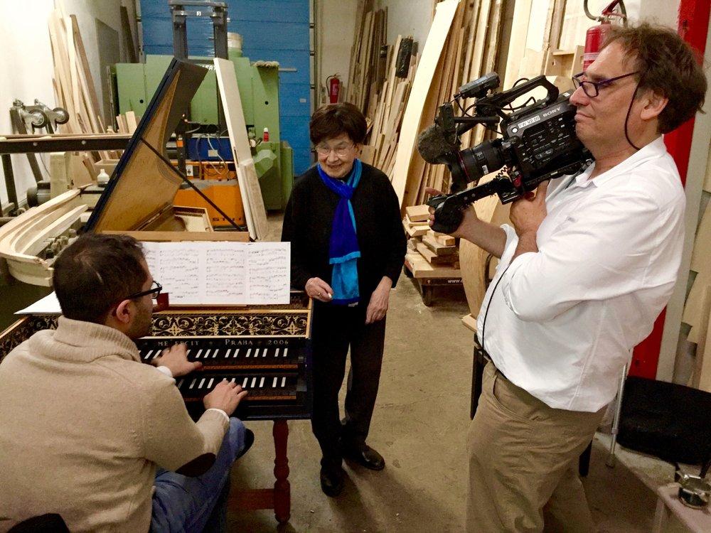 """Documentary: """"Zuzana: Music Is Life"""""""