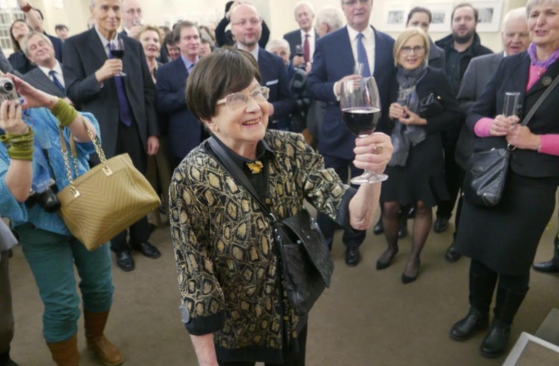 Birthday Celebration – Zuzana is 90