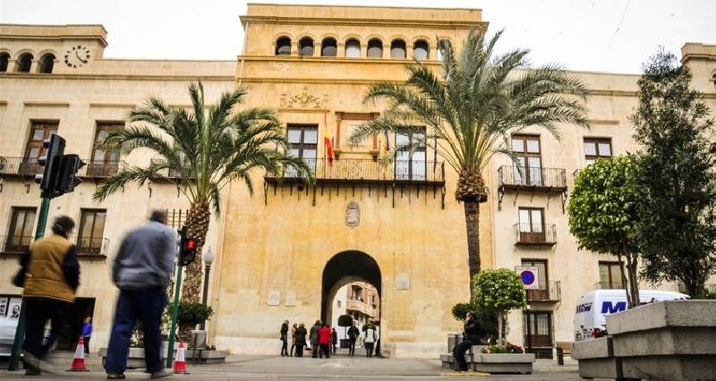 Recital at the Centro Cultural Las Clarisas de Elche, Valencia, Spain
