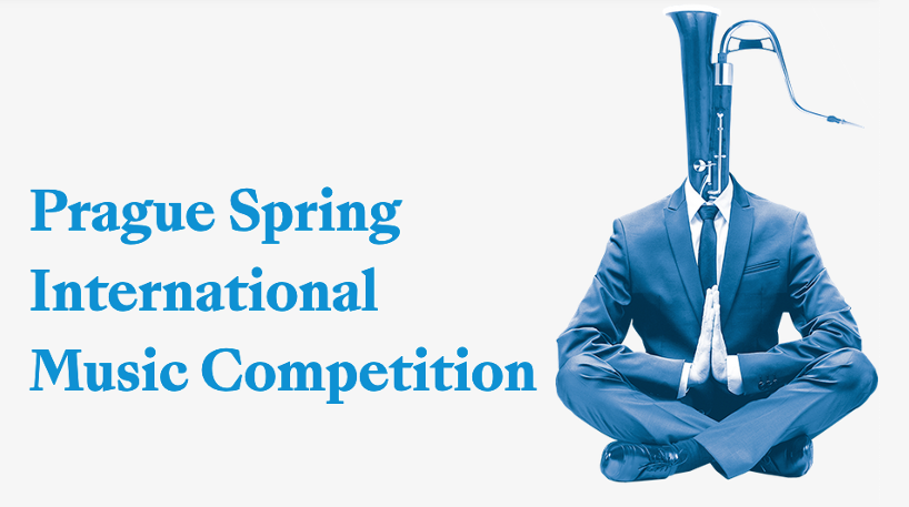 The 72nd Prague Spring International Music Competition will take place in Prague on 6 – 15 May 2021